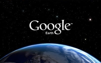 zu Google-Earth / ©2010 Google